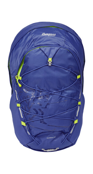 Bergans Rondane 26L Backpack blue/neon green